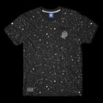space-splatter-drahtgitterbohne-men-t-shirt