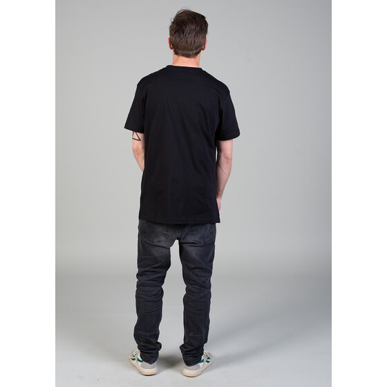 Aight* T-Shirt - Alster Schwan black