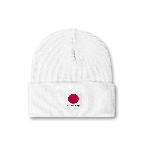 Aight* Beanie - OG Japan white